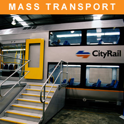 products for the Mass Transport industry