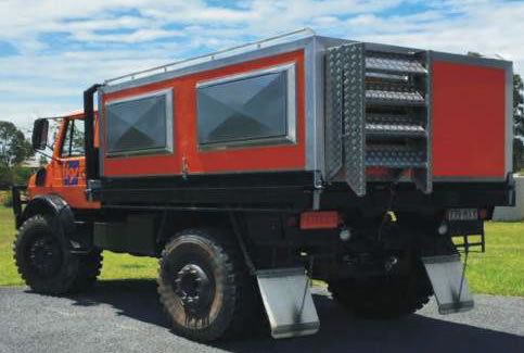 FGS Composites, Specialists in Heavy Vehicle Customisation using CAD