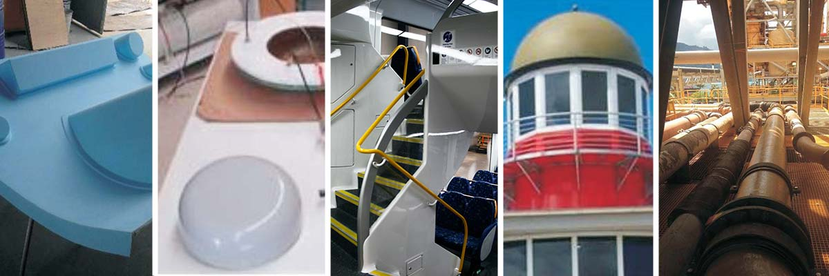 Some of the services provided by FGS Composites